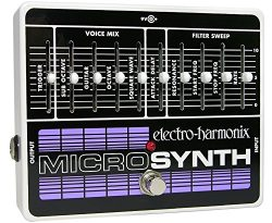 Electro-Harmonix Micro Synthesizer XO Analog Guitar Microsynth