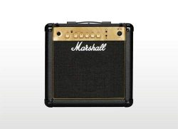 Marshall Amps Guitar Combo Amplifier (M-MG15G-U)