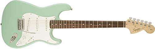 Squier by Fender Affinity Series Stratocaster Electric Guitar – Laurel Fingerboard – ...