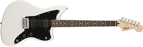 Fender Squier by Affinity Series Jazzmaster Electric Guitar – HH – Rosewood Fingerbo ...