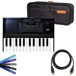 Roland K-25m Keyboard Dock for Boutique Sound Modules BUNDLED WITH CB-BRB1 Carrying Bag for Rola ...