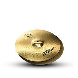 Zildjian Planet Z 14″ Hi Hat Cymbals Pair