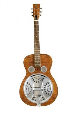 Epiphone Dobro Hound Dog Deluxe Round Neck Acoustic/Electric Resonator Guitar
