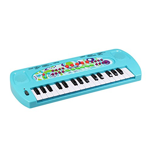 aPerfectLife Pinao Kids, 32 Keys Multifunction Electronic Kids Piano Keyboard Musical Instrument ...