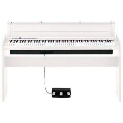 Korg 88 Key Lifestyle Piano White (LP180WH)