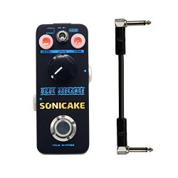 Sonicake Blue Skreamer Overdrive Effect Pedal Dual-Mode With Warm Iconic TS-style Drive Sound Gu ...
