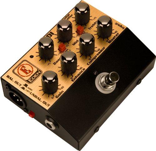 Eden World Tour Direct Box Preamp Pedal USM-WTDI-U Amplifier Accessory
