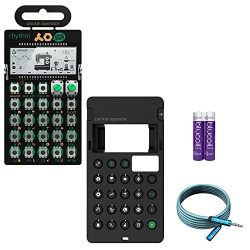 Teenage Engineering PO-12 Rhythm Drum Machine & Sequencer – BUNDLED WITH – CA-12 ...