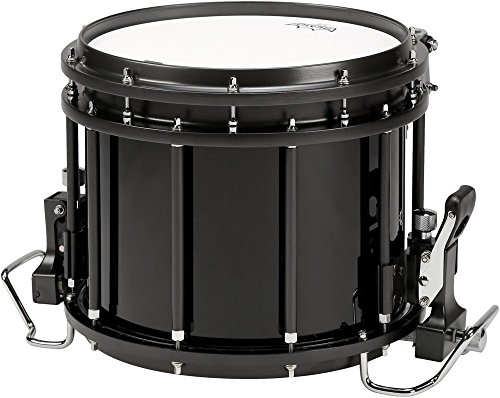 Sound Percussion Labs High-Tension Marching Snare Drum with Carrier 13 x 11 in. Black