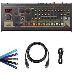 Roland TR-08 Rhythm Composer Sound Module with Built-In Speaker BUNDLED WITH Hosa 3-Ft CMM-103 T ...