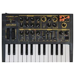 Arturia MicroBrute Analog Synthesizer – Creation Edition