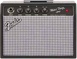 Fender Mini '65 Twin Amp – Miniature Electric Guitar Amplifier