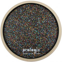 ProLogix 12″ Vortex High Tension Marching Practice Pad With Rim
