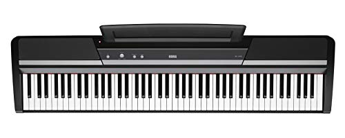 Korg 88-Key Digital Pianos-Home (SP170SBK2)