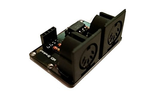 MIDI Breakout Board