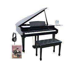 Artesia AG-40 Grand Digital Piano Bundle