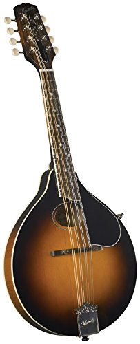 Kentucky KM-270 Artist Oval Hole A-Style Mandolin – Sunburst