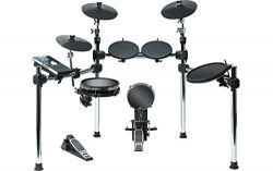 Alesis Command Kit | Eight-Piece Electronic Drum Set with Mesh Snare and Mesh Kick and USB Port  ...