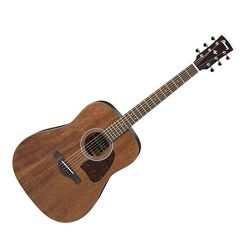 Ibanez AW54OPN Artwood Dreadnought Acoustic Guitar – Open Pore Natural
