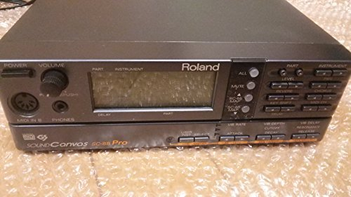 Roland Sc-88 PRO Sc88PRO Sound Module