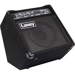 Laney 3 Guitar Combo Amplifier, Black (AH40)