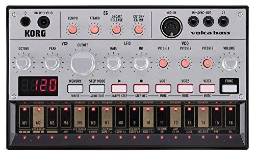Korg 16-Key Sound Module (VOLCABASS)