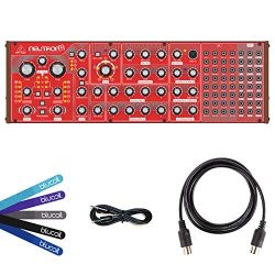 Behringer Neutron Analog Synthesizer BUNDLED WITH Hosa 3-Feet CMM-103 TRS to Same Stereo Interco ...