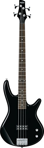 Ibanez 4 String Bass Guitar Right Handed, Black GSR100EXBK