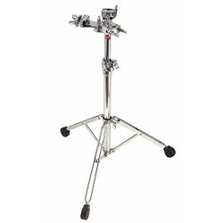 Gibraltar 9713PM Double-Braced Adjustable 3-Mount Platform Stand