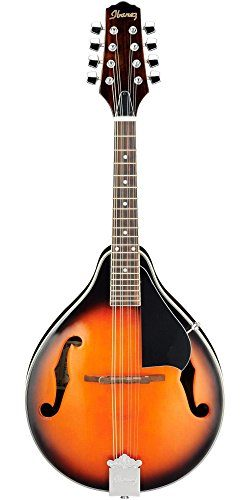 Ibanez M510BS A-Style Mandolin, Brown Sunburst