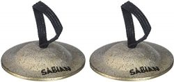 Sabian Finger Cymbal, Light, Pair