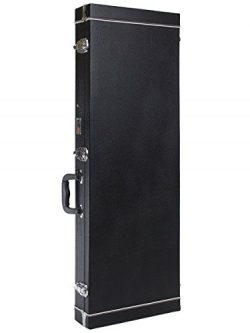 Gearlux Bass Guitar Hard Case – Rectangular