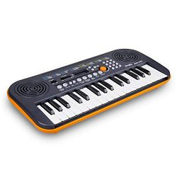 Mugig 32 Key Mini Keyboard Piano for Beginners and Kids USB Portable Piano Perfect for Travel, C ...
