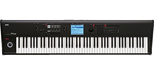 korg m50 88 key weighted action workstation with usb midi sd card certified refurbished. Black Bedroom Furniture Sets. Home Design Ideas
