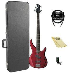 Yamaha TRBX174 RM 4-String Bass Guitar Pack