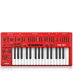 Behringer Synthesizer Software MS-101-RD