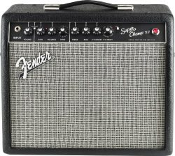 Fender Super Champ X2 15-Watt 1×10-Inch Guitar Combo Amp