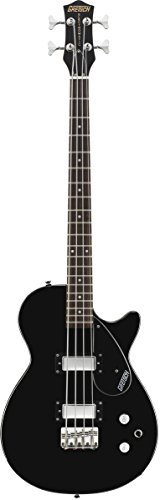 Gretsch G2220 Junior Jet Electric Bass Guitar II – Black