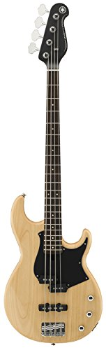 Yamaha BB234 BB-Series Bass Guitar, Yellow Natural Stain