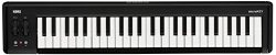 Korg microKEY2-49 – Key iOS-Powerable USB MIDI Controller with Pedal Input