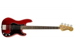 Squier by Fender Vintage Modified Precision Beginner Electric Bass Guitar – PJ – Can ...
