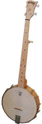 Deering Goodtime 5-String Banjo, Left-Handed