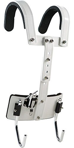 Sound Percussion Labs Snare Drum Carrier White