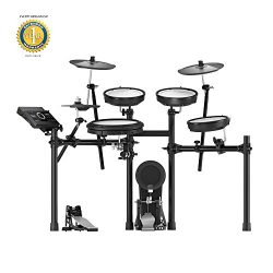 Roland TD-17KV V-Drums Electronic Drum Set with Microfiber and Free EverythingMusic 1 Year Exten ...