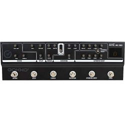GOKKO AUDIO MX300 Multi Effects Pedal 6 Analog Effects Reverb Delay Chorus Distortion Overdrive  ...