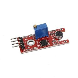 Microphone Voice Sound Sensor Module For Arduino