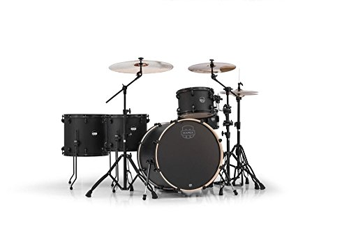 MAPEX Mars Series Crossover MA528SFBZW  5-Piece Drum Shell Pack, Nightwood