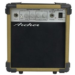 Archer GA15TWEED Guitar Amplifier w/ 6.5″ Speaker, 15 Watts – Tweed