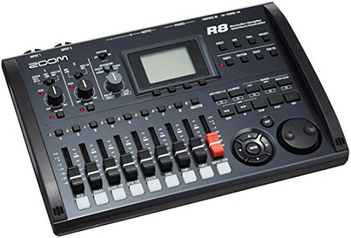 ZOOM R8 multi-track recorder (Japan Import)