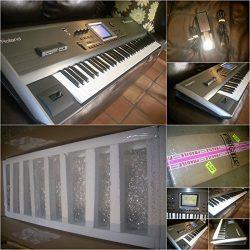 Roland FANTOM Fa76 Fa 76 Key Synthesizer+Pedal